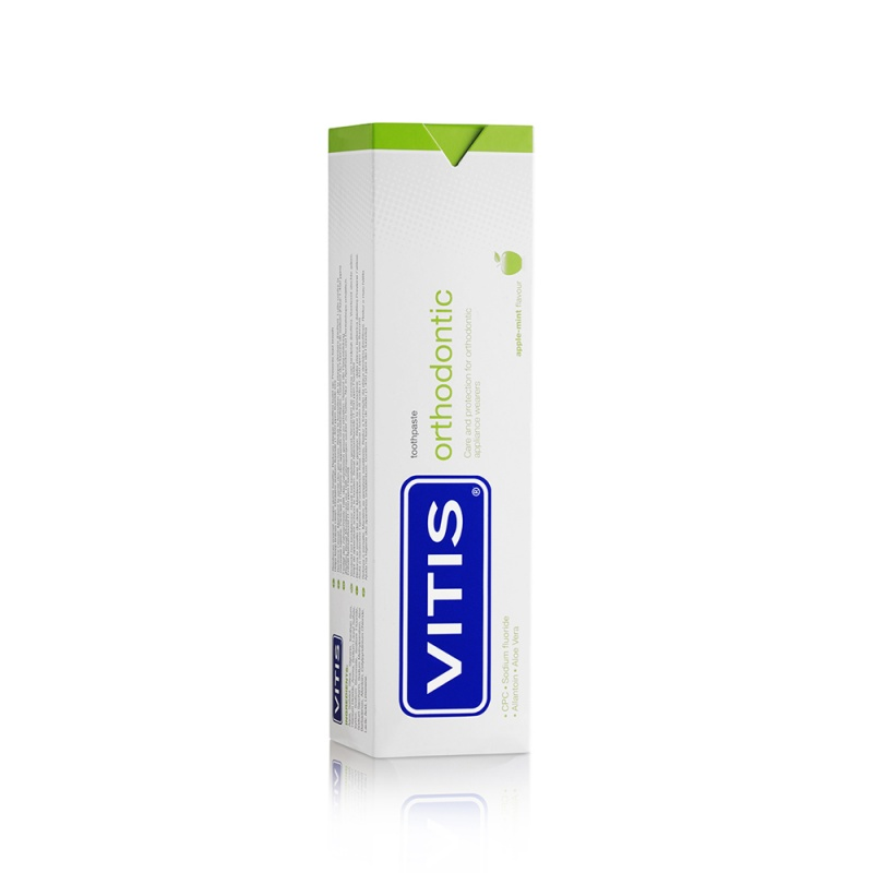 VITIS® orthodontic dentifricio